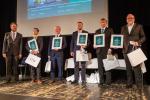 Slavnostní vyhlášení Soutěže Karla Hubáčka v jabloneckém Eurocentru
