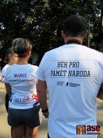 Běh pro Paměť národa v Jablonci nad Nisou