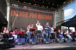Festival Energie pro kulturu na libereckém náměstí