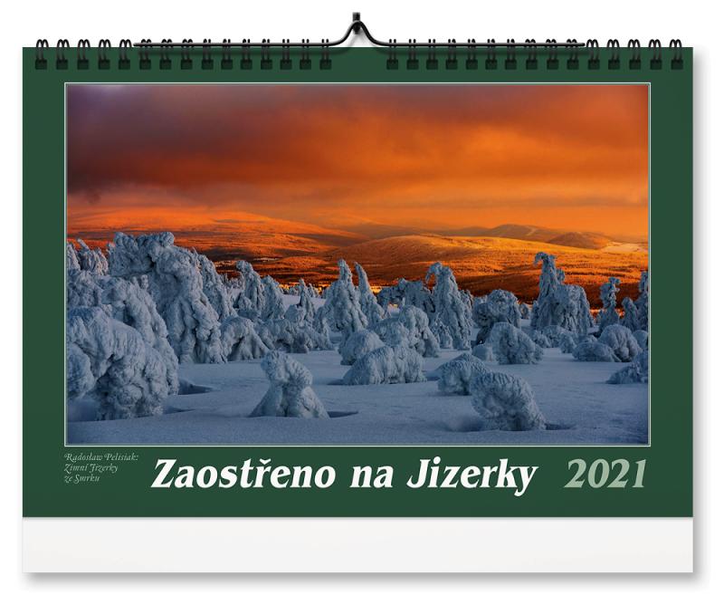Představení benefičního kalendáře Zaostřeno na Jizerky 2021<br />Autor: Archiv Nadace Ivana Dejmala