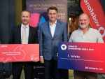 Slavnostní vyhlášení soutěže Vodafone Firma roku 2020