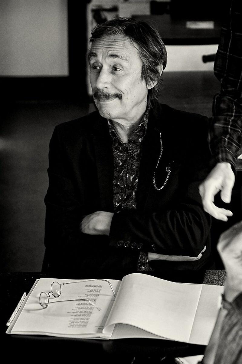 Ladislav Dušek v divadelních inscenacích<br />Autor: Archiv Divadlo F. X. Šaldy