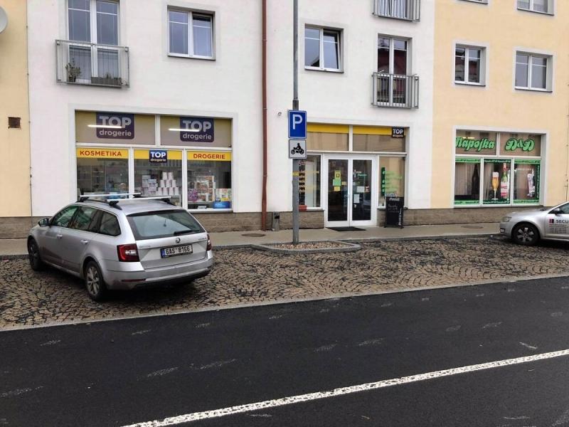 Rekonstrukce Nádražní ulice v Rychnově u Jablonce<br />Autor: Archiv KÚ Libereckého kraje