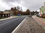Rekonstrukce Nádražní ulice v Rychnově u Jablonce