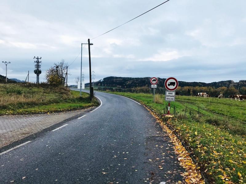 Uzavírky v okolí Rádelského mlýna<br />Autor: Archiv KÚ Libereckého kraje