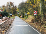 Na zimu se uzavřou některé silnice v okolí Rádelského mlýna