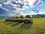 Liberecký kraj koupil šest sanitek pro Zdravotnickou záchrannou službu