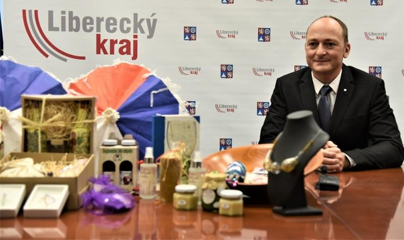 Představení projektu na podporu regionálních výrobců s názvem Liberecký kraj sobě<br />Autor: Archiv KÚ Libereckého kraje