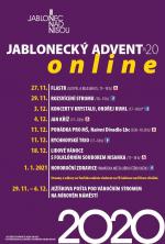 Plakát Jablonecký advent online