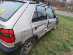 Nehoda tří aut v jablonecké ulici U Přehrady