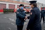 Do zasloužené penze odchází liberecký hasič Petr Štajnc