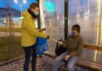 Kampaň policistů a Týmu silniční bezpečnosti Vidět a být viděn v Jablonci a Turnově