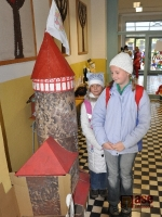 Pohádková výstava na ZŠ Liberecká