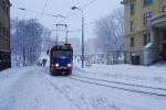 Jablonec zahalil sněhový kabát