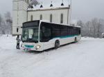 Nové autobusy Umbrelly v provozusy Umbrelly v provozu