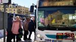 Nové autobusy Umbrelly v provozu