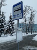Linka č. 103 - nemocnice