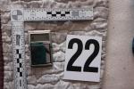 Zadržené věci při zásahu proti prodejcům drog