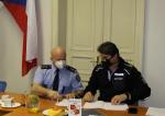 Jmenování nového policejního ředitele v Libereckém kraji Ondřeje Musila