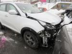 Nehoda v prostoru jablonecké křižovatky ulic Rýnovická, Riegrova a Nemocniční