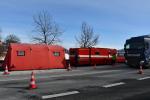 V Hrádku otevřeli druhé testovací centrum. Slouží řidičům do Německa