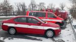 Mobilní odběrový tým HZS na hraničním přechodu v Hrádku nad Nisou-Oldřichově