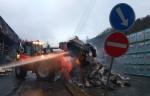VIDEO: Rozsáhlý požár průmyslové haly v Chrastavě, škoda 100 milionů