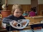 Děti z Mateřské školy Montessori v Jablonci nad Nisou