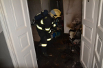 Byt v Liberci hořel kvůli nabíjení elektrokoloběžky