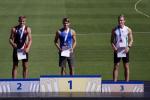 Minivýprava atletů LIAZU přivezla čtyři medaile