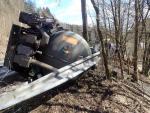 Nehoda dvou aut mezi Železným Brodem a Malou Skálou