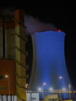 Chladicí věž  Elektrárny Tušimice