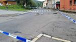 Středeční prudká bouřka a škody po ní v Jablonci nad Nisou