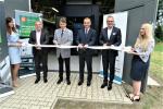 Slavnostní uvedení pěti nových kogeneračních jednotek do provozu