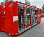Kombinovaný hasicí kontejner KKH 0/0/1500/720/1000