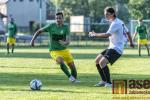 Utkání krajské I.A třídy SK Semily - FC Pěnčín