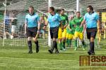 Utkání fotbalové I.A třídy FC Pěnčín - Spartak Rychnov