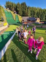 Týden skoků na lyžích v Desné - nábor