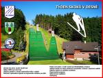 Týden skoků na lyžích v Desné