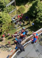 Mezinárodní soutěž Horských služeb v Jizerských horách
