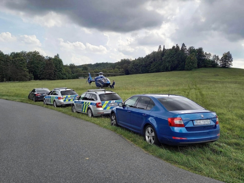 Dopravně bezpečnostní akce zaměřená na řidiče motocyklů