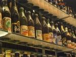 Láhev vyhlášeného Jabloneckého Jantaru najdete ještě dnes v muzeu piva v Kodani mezi více jak 13 000 lahvemi z celého světa.