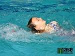 Rekordní účast na školních závodech v plavání