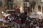Koncert ZUŠ v kostele sv. Václava v Rychnově u Jablonce n.N