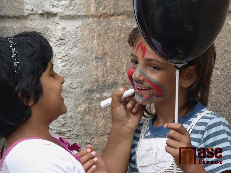 Oslavy Mezinárodního dne dětí v DDM Vikýř v Jablonci nad Nisou
