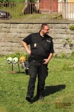 Strážník Aleš Fiala