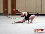 Video: Moderní gymnastky zaplnily městskou sportovní halu