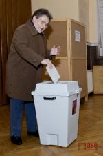 Sdružení pro Desnou jasně zvítězilo mezi místními občany.
