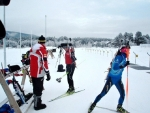 Biatlonisté se připravují v Geilo