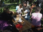 Den řemesel na jablonecké přehradě.